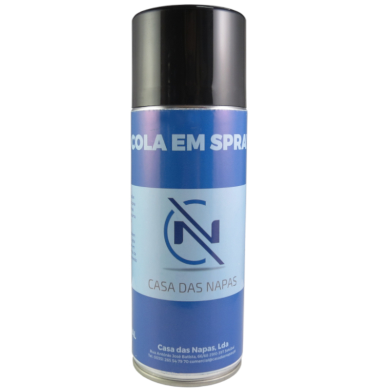 Cola spray Casa das Napas 400ml