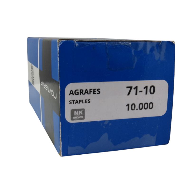 Agrafos para maquina pneumatica 71-10