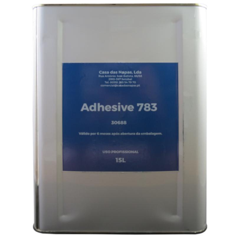 Cola Pistolável Adhesive Casa das Napas 783 15 litros