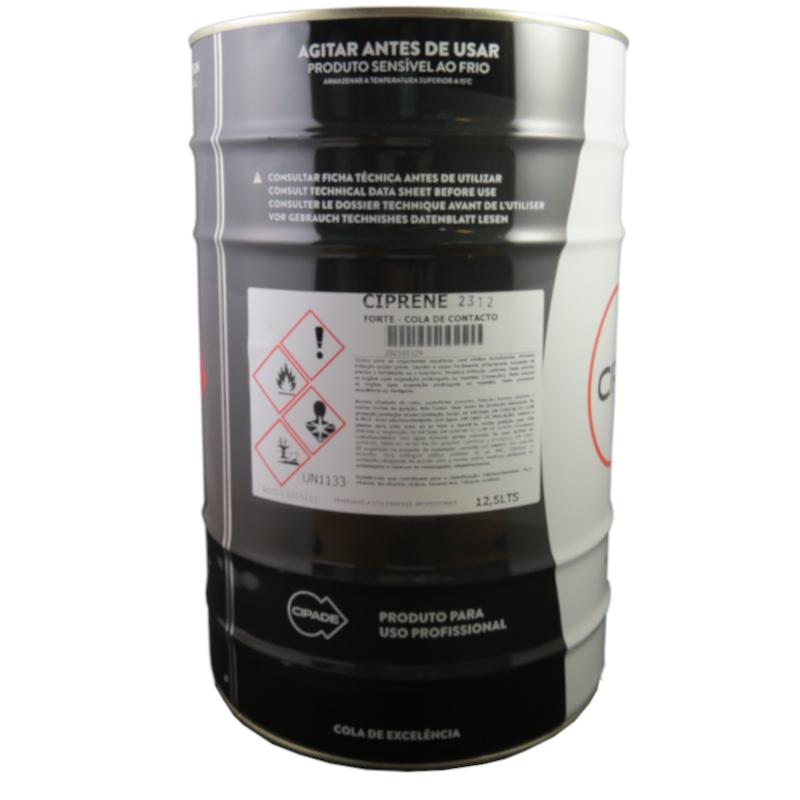 Cola contato Cipade Ciprene 2312 12-5 litros